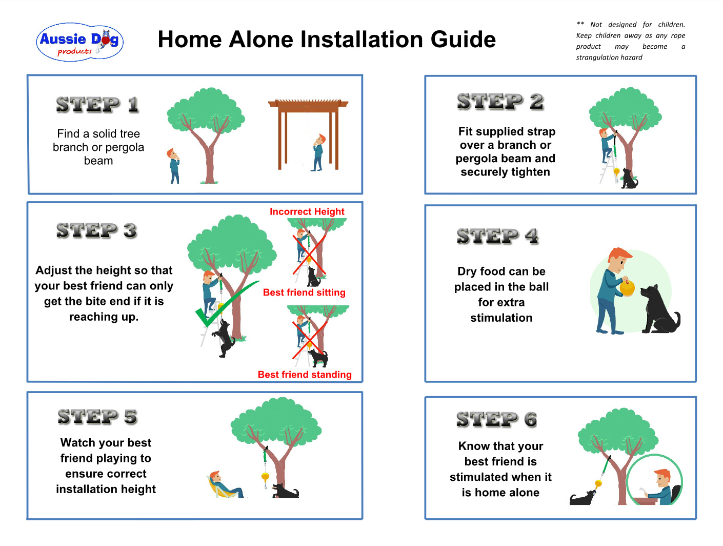 Home Alone Installation Guide
